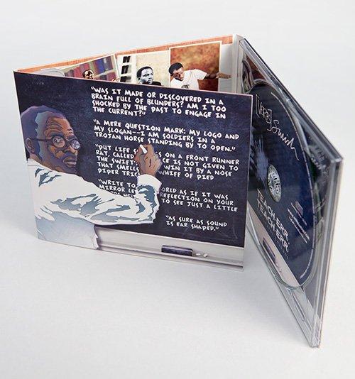 Verb Swish CD interior panels