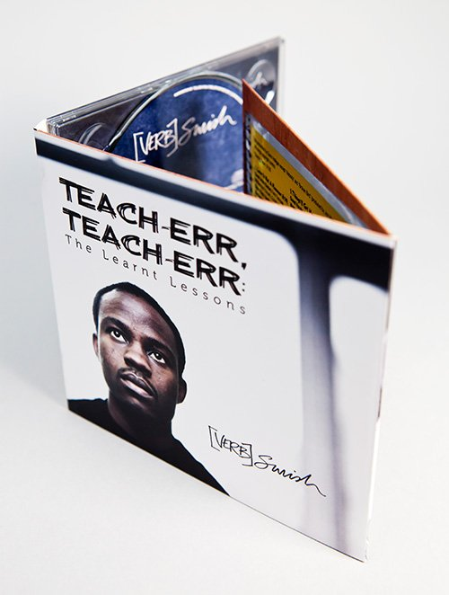 Verb Swish CD