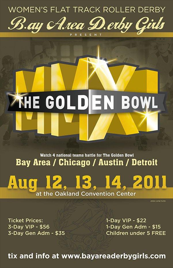 golden bowl poster