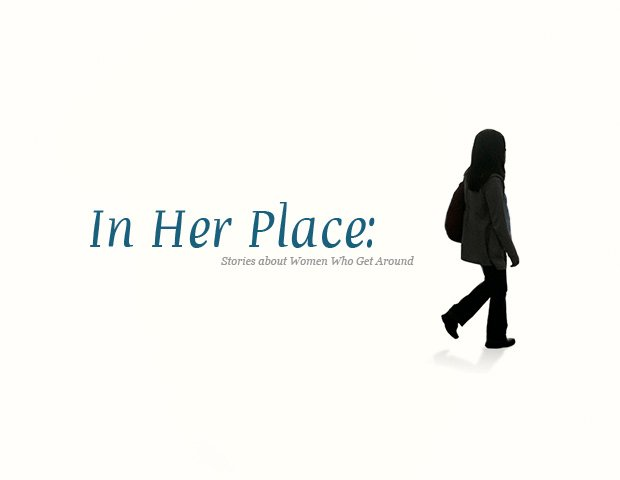 in her place logo
