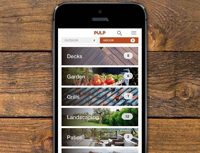 pulp app