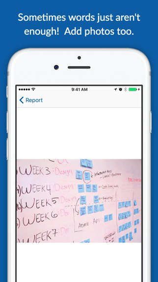coreport image screen